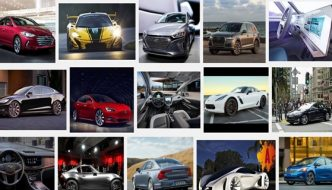 10 Most High Tech Cars 2017 list