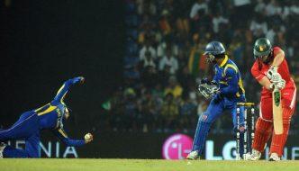 Highest catch taking fielders mahela jayawardene