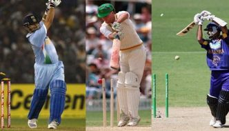 most consecutive ducks in cricket