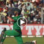 Shahid Afridi 49 runs vs Bangladesh in WC T20 2016