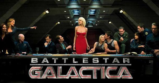 Battlestar Galactica Pilotfilm Stream