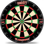 Best Bristle Dartboard