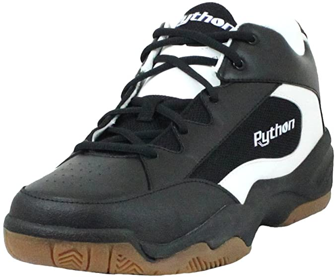 Python Wide (EE) Width Indoor Mid Racquetball- Best shoes for wide feet