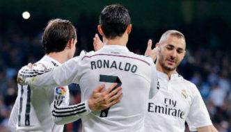 Cristiano Ronaldo Amazing Team Work 2015 HD [Video]