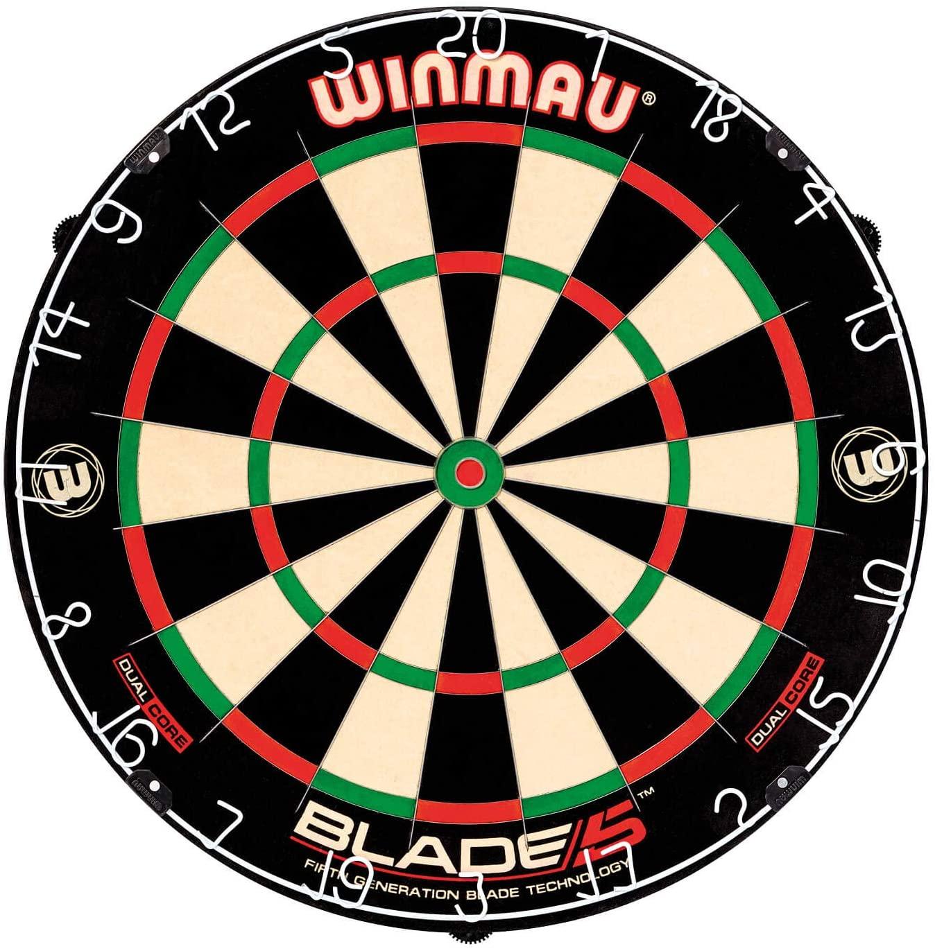 Winmau Blade 5 Dual Bristle Dartboard