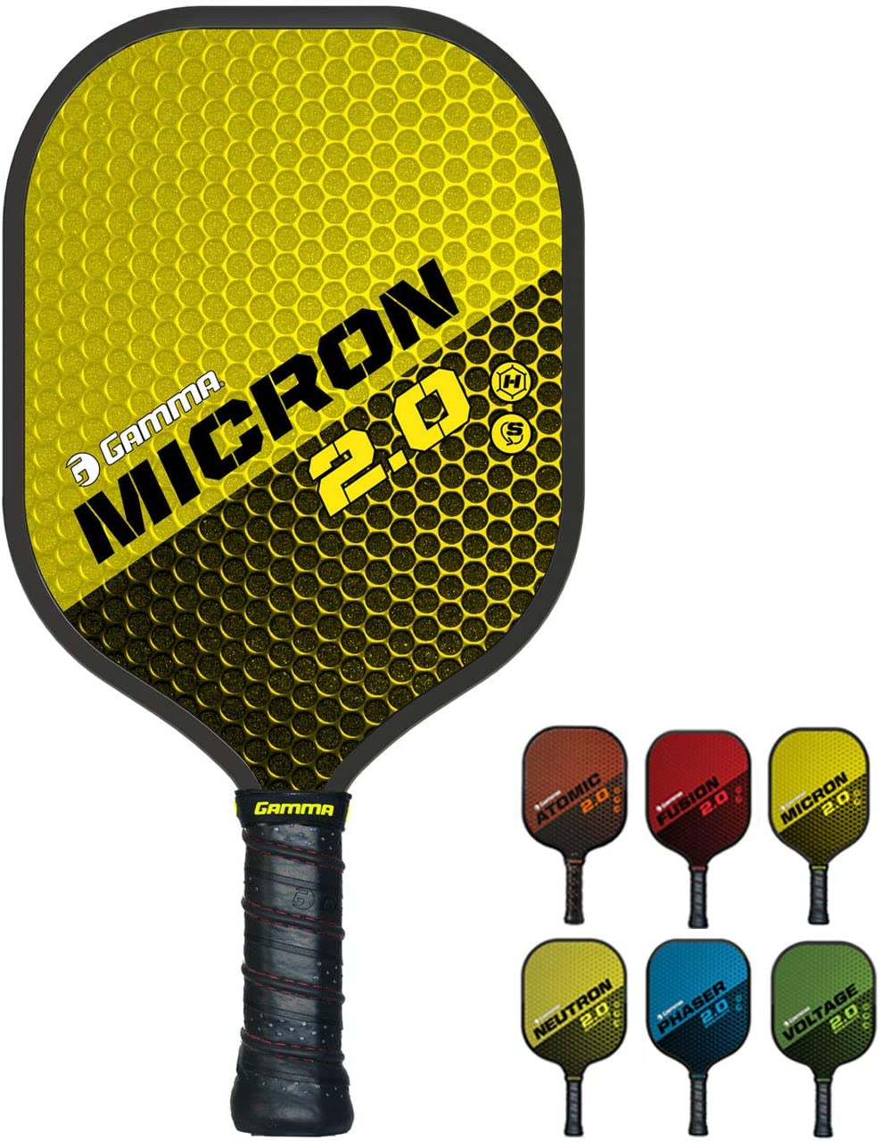 Gamma Micron 2.0 Pickleball Paddles