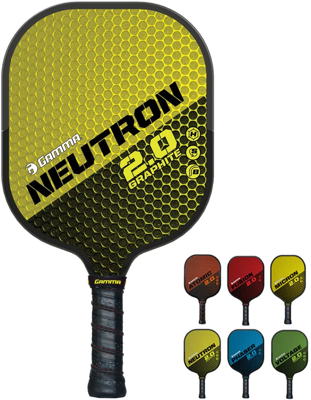 Gamma Neutron Sports 2.0 Pickleball Paddles