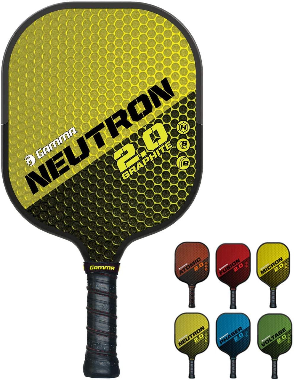 Gamma Neutron Sports 2.0 Pickleball Paddles