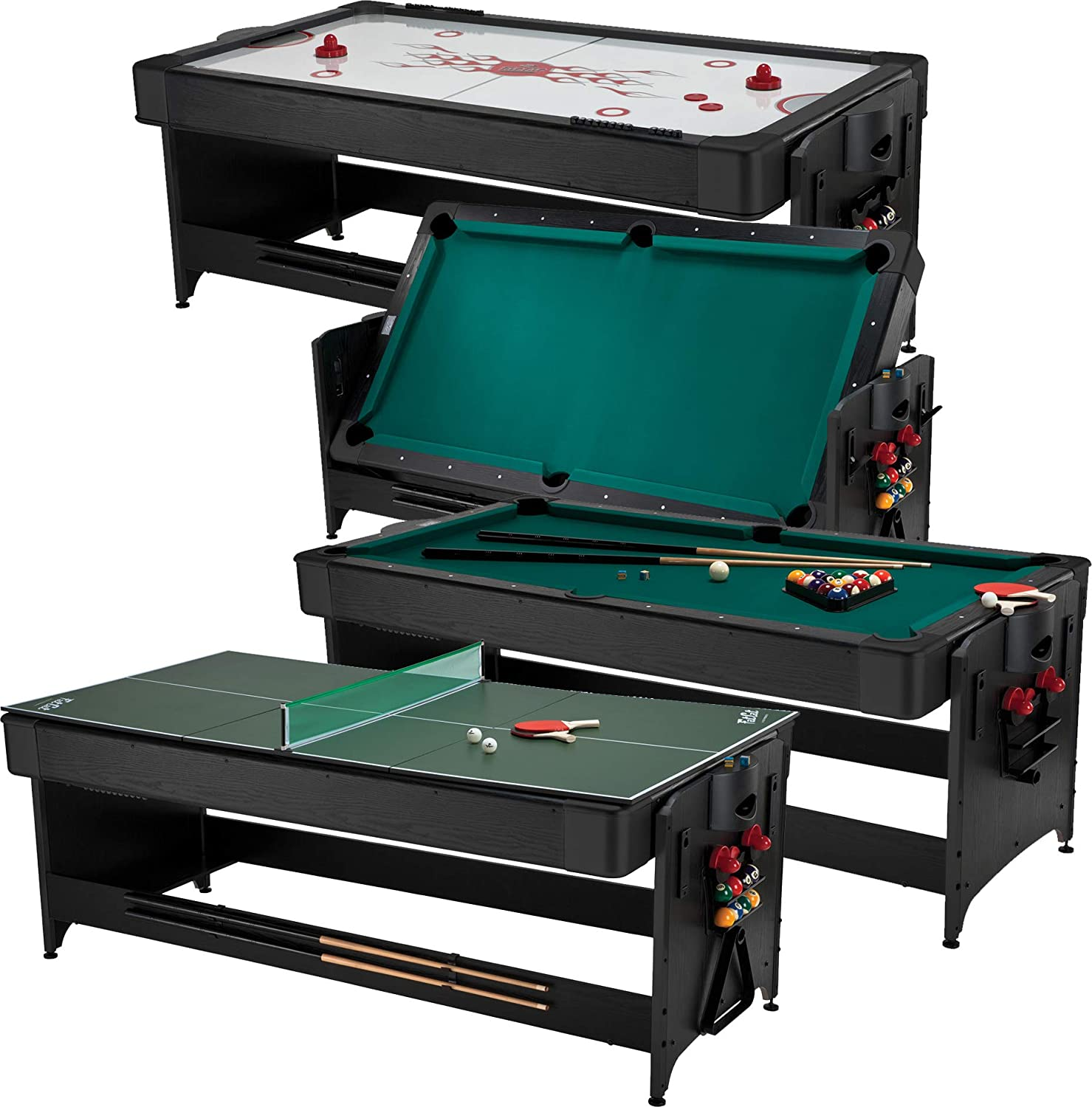 GSE Games & Fat Cat Original 3-in-1 combo table