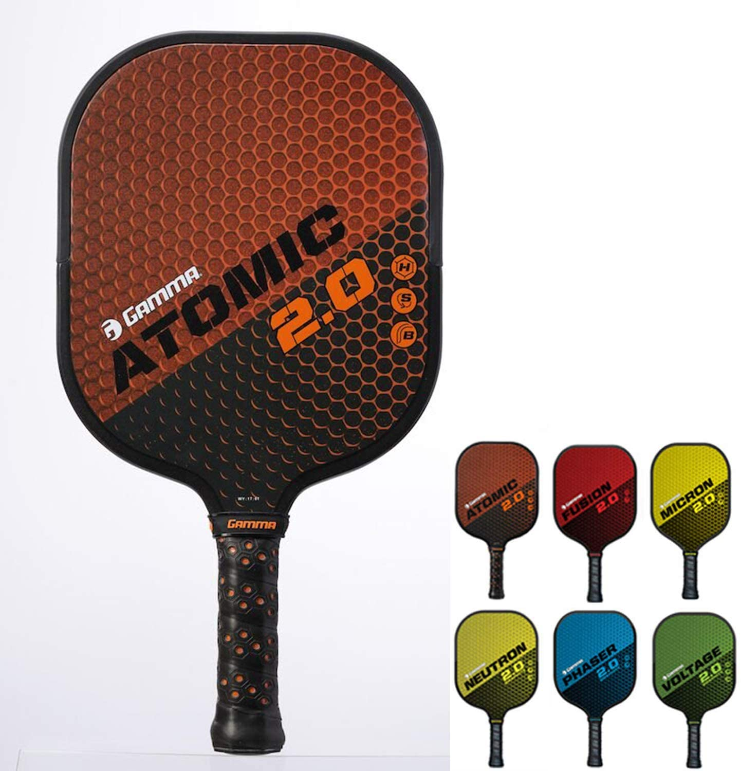 Gamma Atomic Sports 2.0 Pickleball Paddles