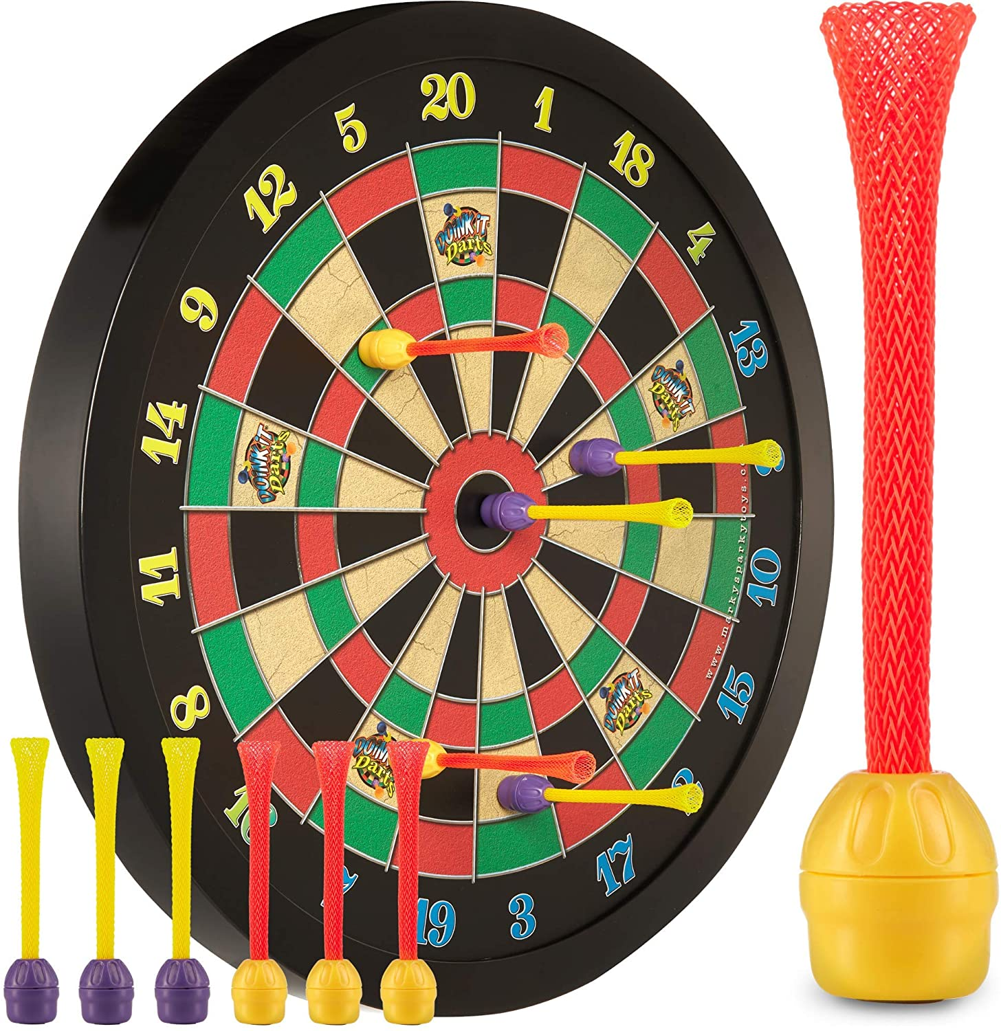 Marky Sparky Doinkit Darts Magnetic Dart Board