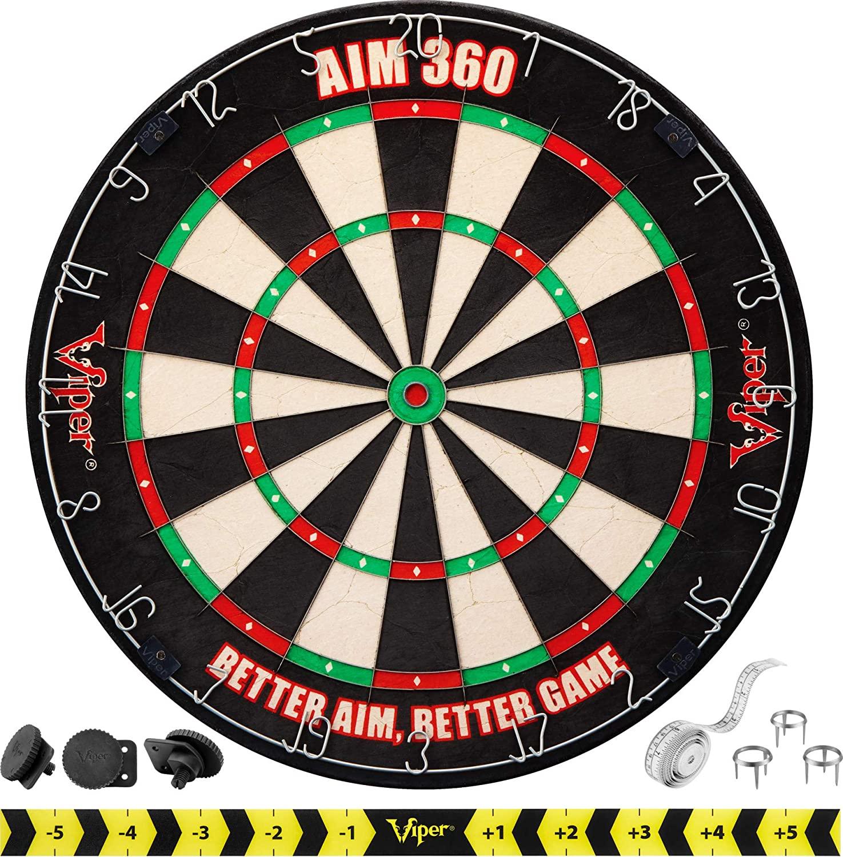 Viper AIM 360 Tournament Bristle Dartboard