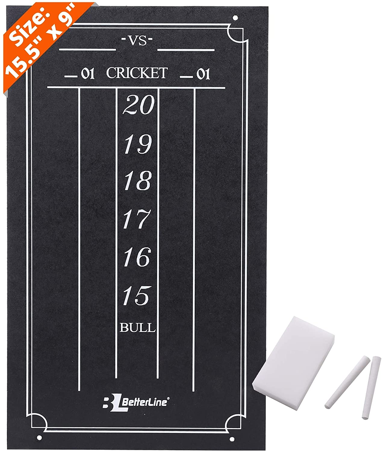 BETTERLINE Large Professional Scoreboard