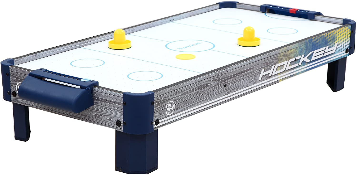 Harvil 40-Inch Tabletop Air Hockey Table