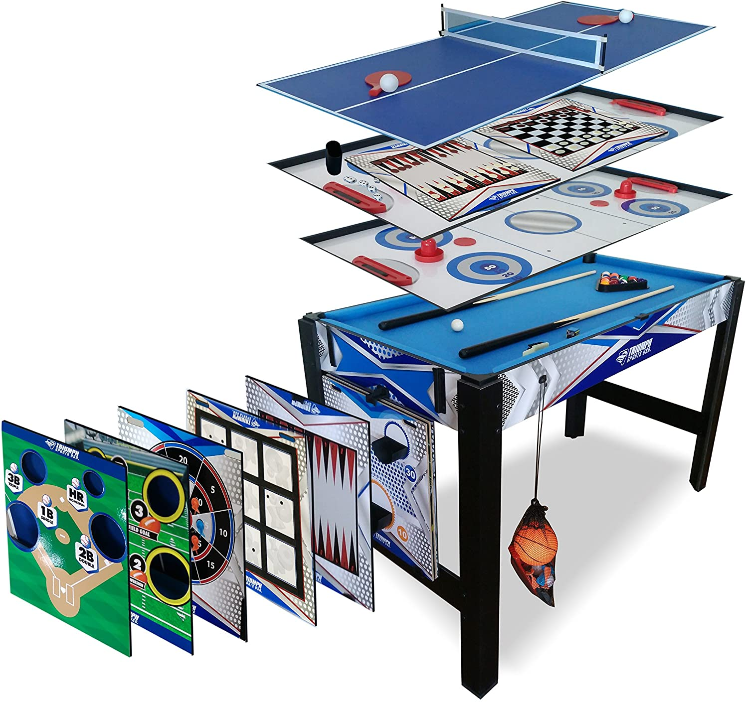 Triumph Combo Game Table
