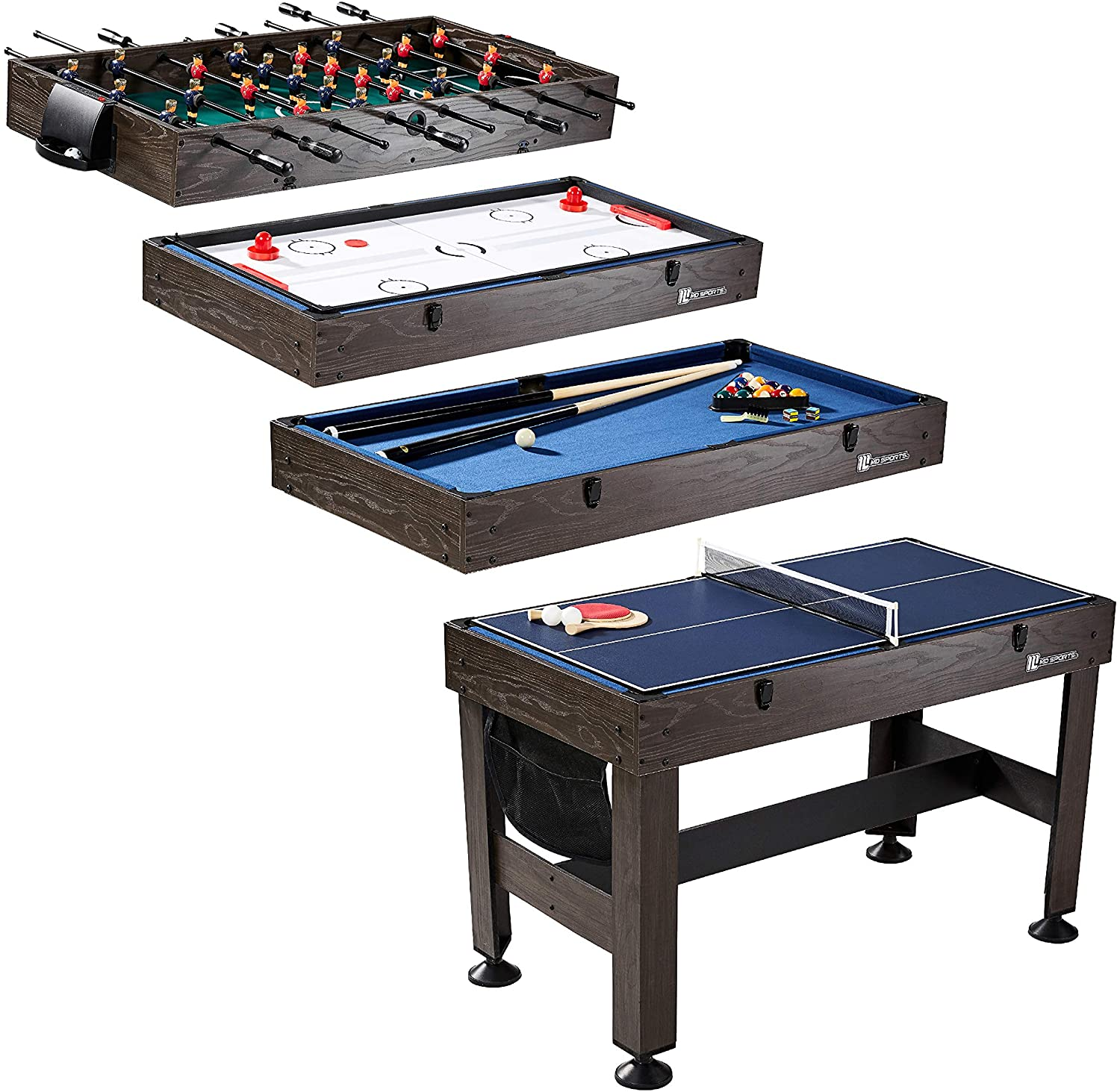 MD Sports Multi Game Table
