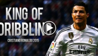Cristiano Ronaldo Aggressive Dribbling & Gameplay [Video]