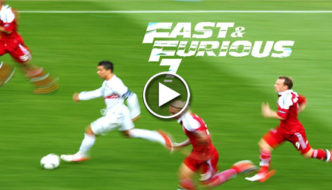 Cristiano Ronaldo Best Runs Ever - El Ferrari [Video]