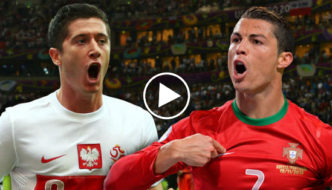 Cristiano Ronaldo VS Robert Lewandowski - Best Players [Video]