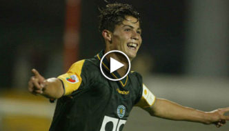 Cristiano Ronaldo Rare Scenes from Sporting CP [Video]