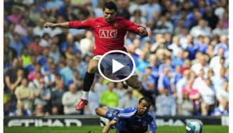 Cristiano Ronaldo Craziest Jumps Ever [Video]