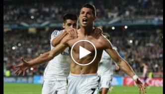 Cristiano Ronaldo Champions League Best goals [Video]
