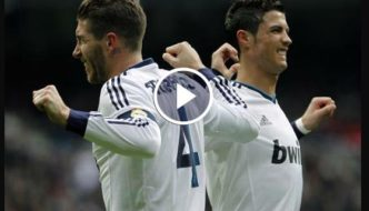 Sergio Ramos & Cristiano Ronaldo - Wild Ones [Video]
