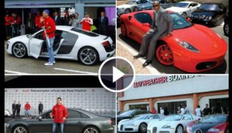Cristiano Ronaldo vs Floyd Mayweather Cars 2016 [Video]