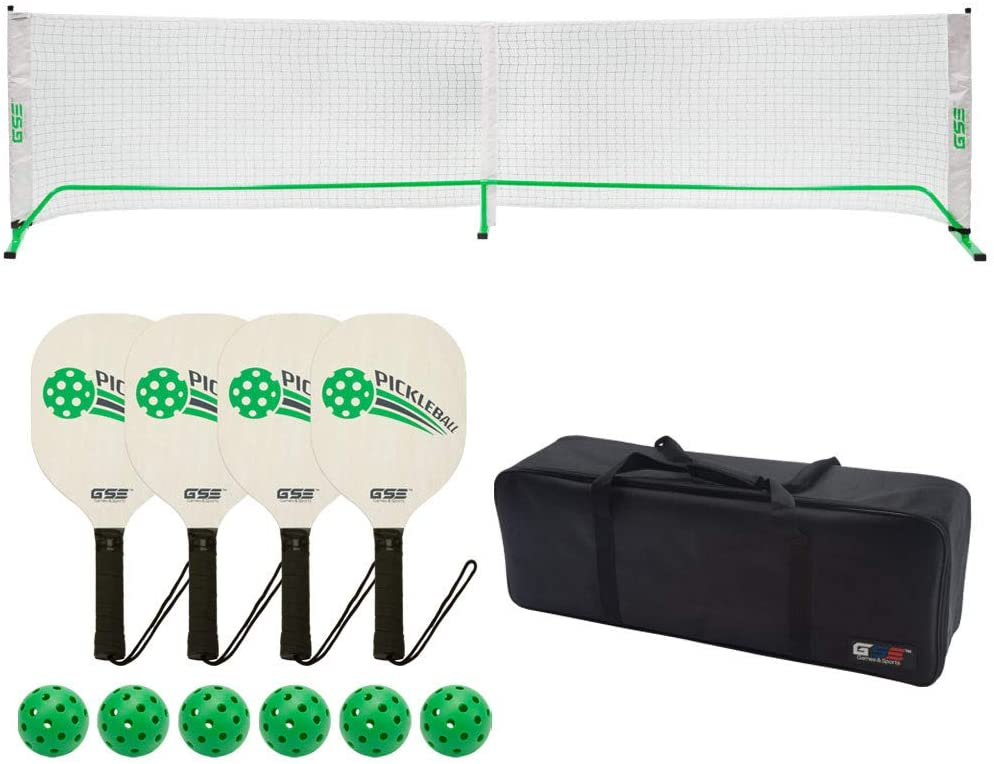 GSE Games & Sports Expert Pickleball Complete Set