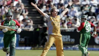 Hat tricks in T20 International Brett Lee