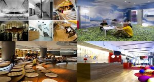 List of coolest offices worldwide