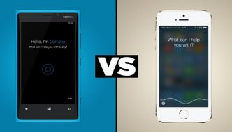 Top 10 Differences Between Siri and Cortana