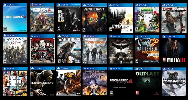 What Are The Ps4 Games : Top best ps games the ultimate exclusive list