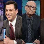 Top 10 Talk Show Hosts 2017