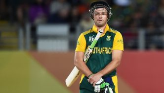 Ab de Villiers facts the truth