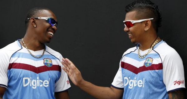 Dwayne bravo brother