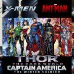 Upcoming Superhero Movies 2017