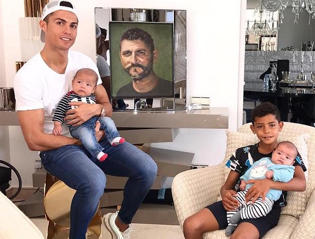 Cristiano Ronaldo Daughter: Georgina Rodriguez gives birth to Ronaldo's fourth child
