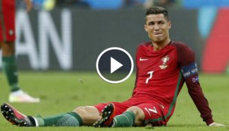 When A Man Cries: The Emotional Side Of Cristiano Ronaldo