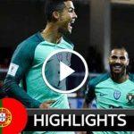 Andorra vs Portugal 0-2 - All Goals & Highlights