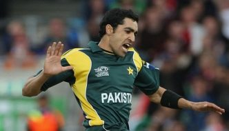 five wickets in T20 Internationals Umar Gul