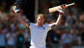 Fastest double centuries in Test Stokes