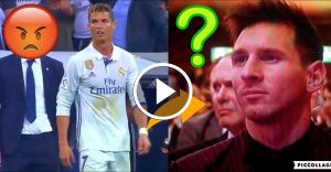 Messi & Ronaldo Reactions to each other's Goals & More .. Rivals or Friends?